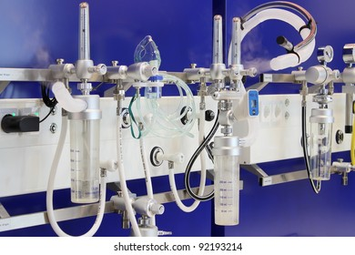 Oxygen in the hospital