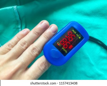 oxygen sensor and heart rate