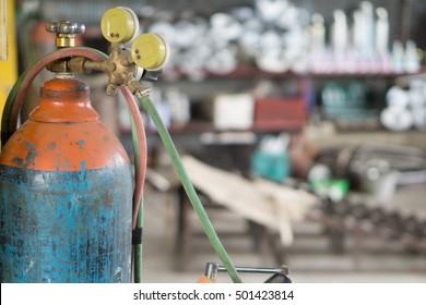 Acetylene Cylinder Images, Stock Photos & Vectors | Shutterstock