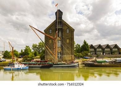 Oyster Bay House, Chambers Wharf, Faversham, England, United Kingdom
