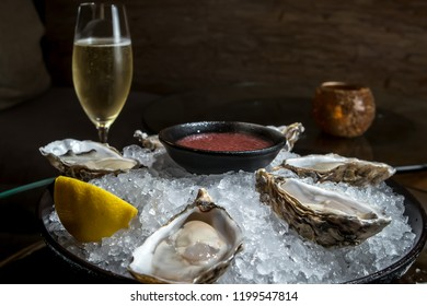 Oyster & Champagne Series