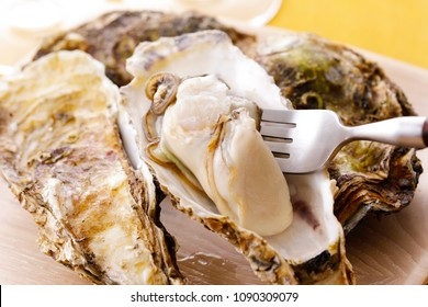 Oysters food image