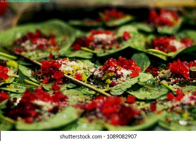 Paan - A indian mouth freshner