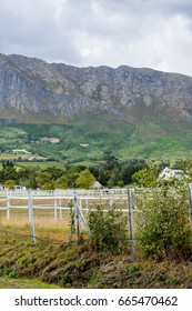 Paarl Valley Mountains - South Africa