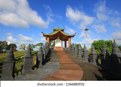 Pa-Auk Tawya Vipassana Dhura Hermitage, Batam, Indonesia