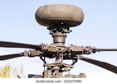 Pabrade/Lithuania May 17, 2015  AN/APG-78 Longbow Fire Control Radar