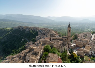 Pacentro is a comune of 1279 inhabitants of the province of L'Aquila in Abruzzo, Italy.