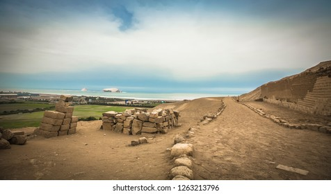 Pachacamac Archeological Site, Lima - Peru
