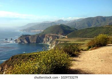 Pacific Coast Highway in California