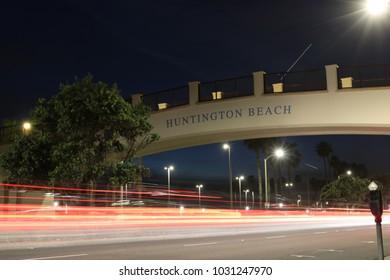 Pacific Coast Highway Huntington Beach, CA