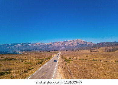 Pacific Coast Highway, Route 1, in California USA