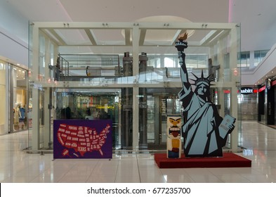 Packages Shopping Mall Interiors, Lahore, Punjab, Pakistan on 29th June 2017