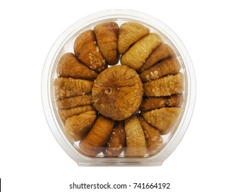 Packed dried figs