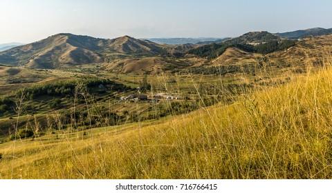 At Paclele - Buzau County, Romania