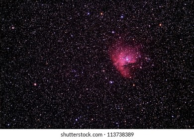 Pac-man Nebula