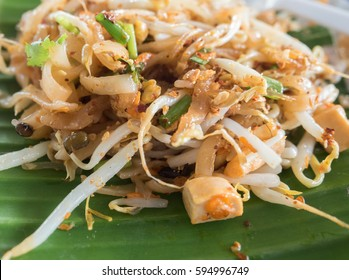 pad thai noodles. Thai food.