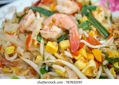 Pad Thai Thip Samai is one of the most famous Pad Thai restaurants in Bangkok. Make sure you order the version that's wrapped in delicious egg!