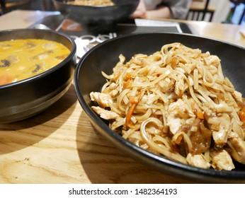 Pad Thai is a traditional Thai dish