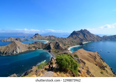 Padar Island and her three beaches in Indonesia