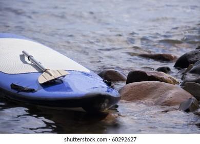 Paddleboard Rocks