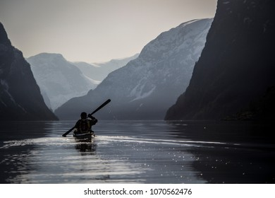Paddling the fjords of Norway - 2018
