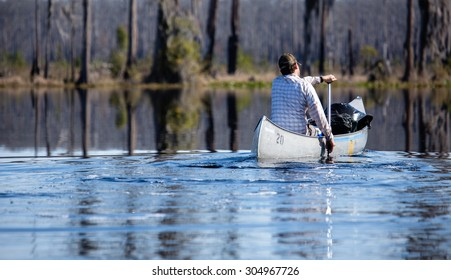 Paddling - Okefenokee National Wildlife Refuge