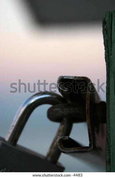 padlock protection
