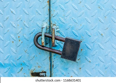 Padlocks are portable locks with a shackle that may be passed through an opening (such as a chain link, or hasp staple) to prevent use, theft, vandalism or harm.