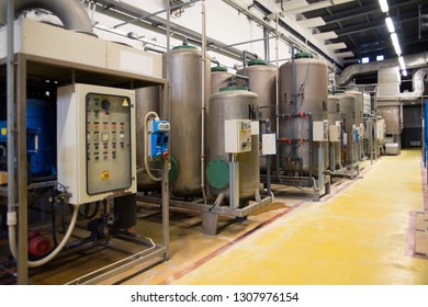 PADOVA, ITALY - September 12, 2017 - Italian company specialized in design and production of terminals and connectors, technologies and machines - Automated industrial lines
