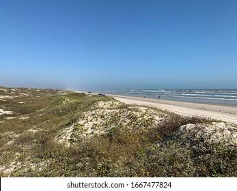 Padre Island National Seashore Texas