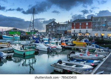 Padstow in Cornwall in south west England