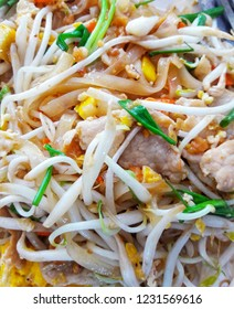 Padthai is dlicious streetfood in thailand
