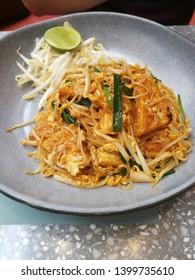 Padthai egg food in thailand