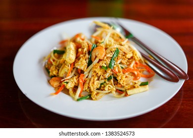 Padthai  most popular Thailand street food