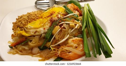 Padthai noodle thai
