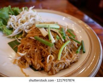 Padthai noodle thai food