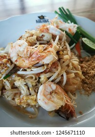 Padthai with​ prawn