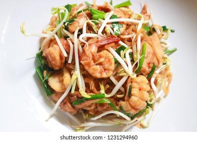 Padthai, Thai food