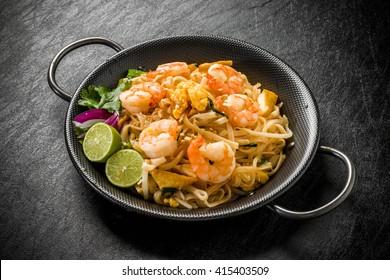 Pad-thai Thai noodle