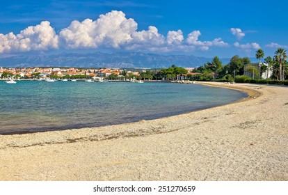 Pag island, Novalja village beach, Dalmatia, Croatia