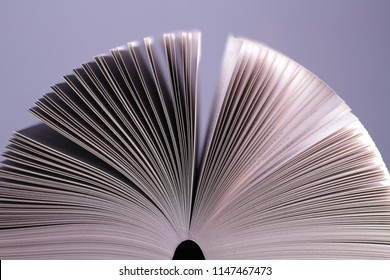 Pages of book background