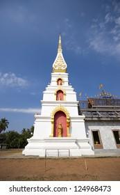 pagoda in ,Nakhon Phanom, Thailand