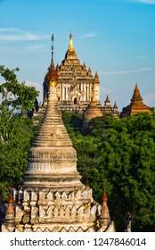 Pagodas of Old Bagan, Myanmar