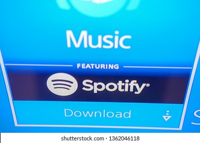 Imágenes, fotos de stock y vectores sobre Spotify Logo