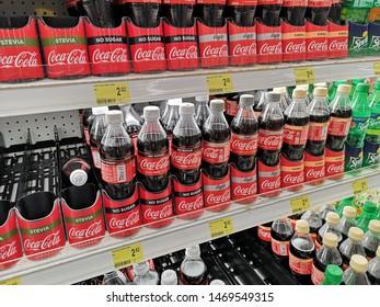 American Beverage Shelf Images, Stock Photos & Vectors