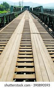Pai Old Bridge