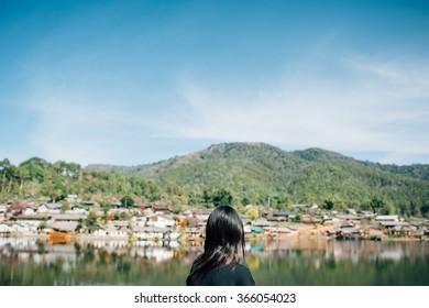 Pai, Rak Thai Village, Mae Hong Son Province, Thailand