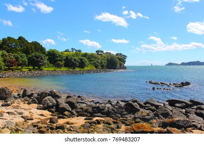 Paihia Beach New Zealand