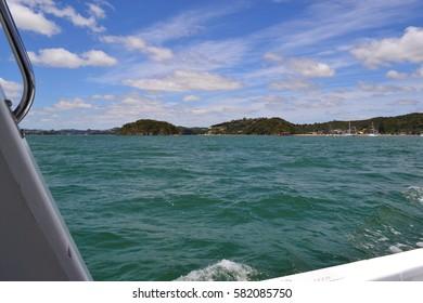 Paihia boat tour