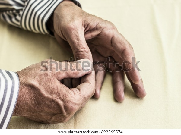 Pain in finger